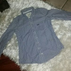 Abercrombie & Fitch classic button down shirt s